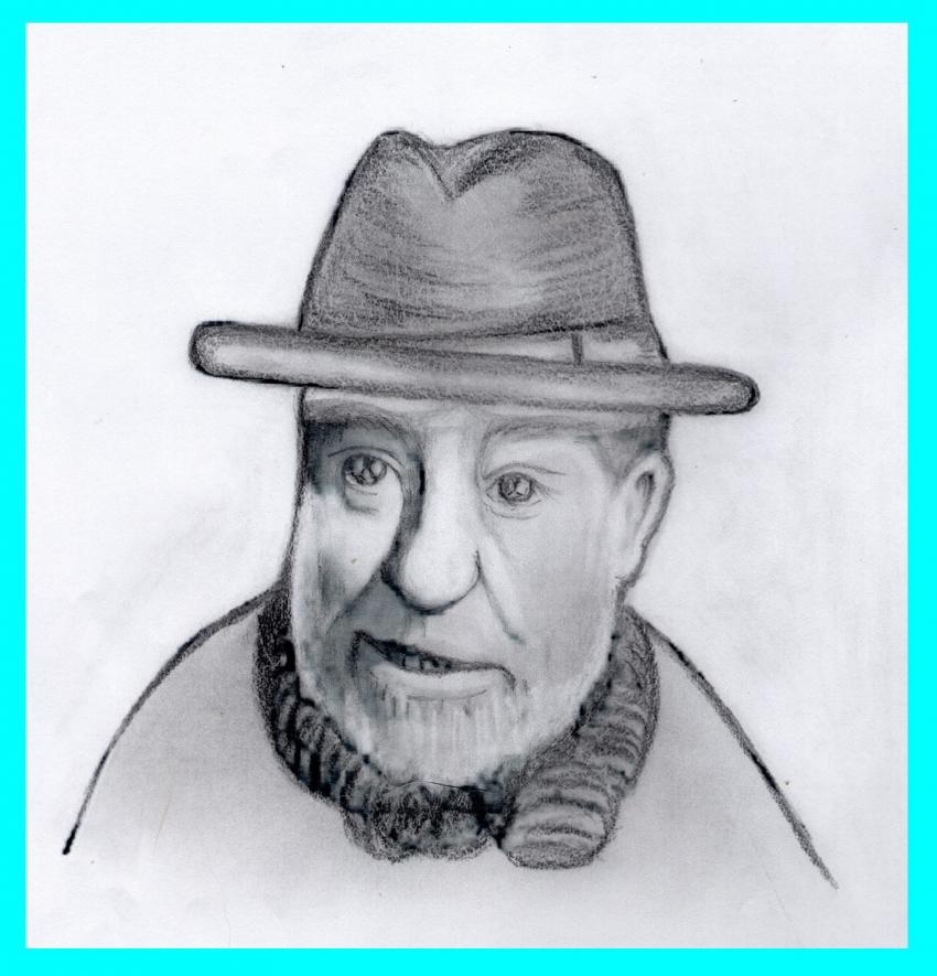 Jean Gabin by Vuilletjossjoss